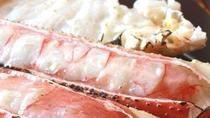 【焼き蟹】カニの甘みが際立つ焼きがに、香ばしい香りも魅力!