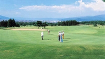 【敦賀国際ゴルフ場】雄大な敦賀湾を望む3コース(27ホール)美しい景色のなかエンジョイ!約30分