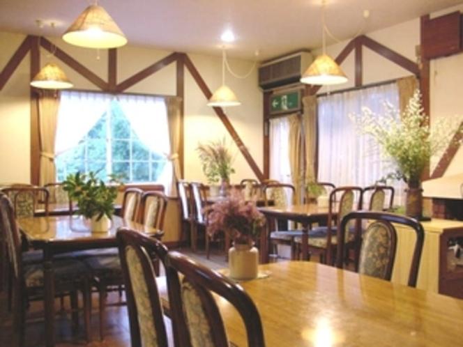 館内・食堂