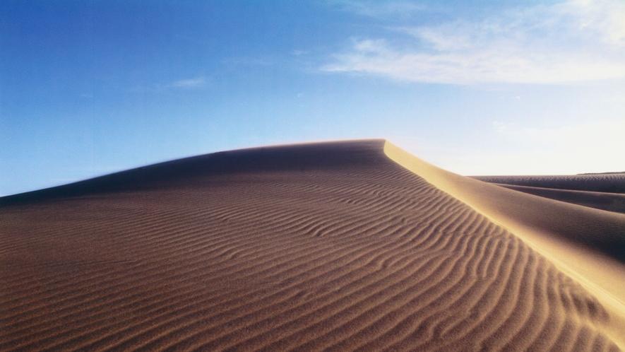 ◆鳥取砂丘