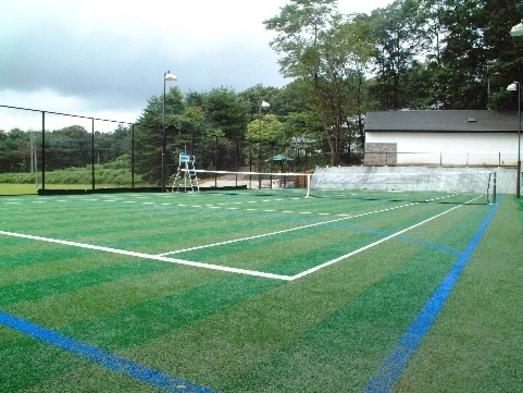 テニス合宿歓迎!テニスコート3時間付きコテージ宿泊プラン【朝食付】