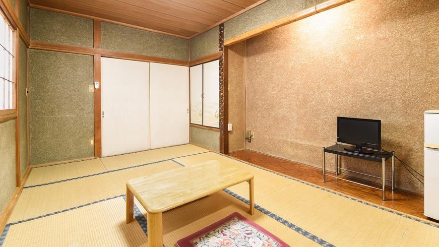 *【和室6畳】お風呂で疲れを癒した後は、お部屋でのんびり♪