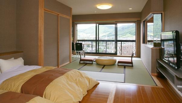 露天風呂付客室<昌客殿> 和洋室(9畳+2ベッド)