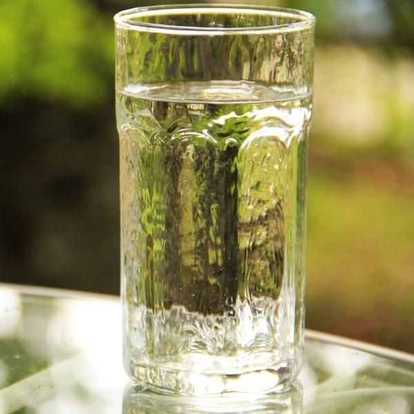 お料理などの水はすべて還元水を使用