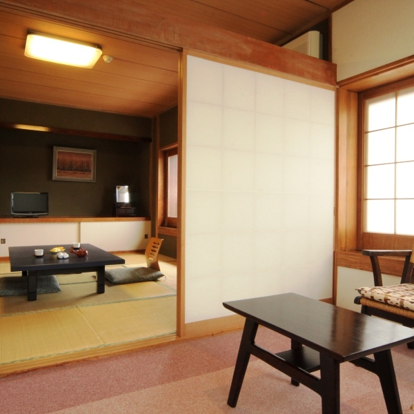 和室8畳のイメージです