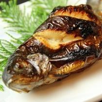 料理-2日間味噌漬けにした焼き魚