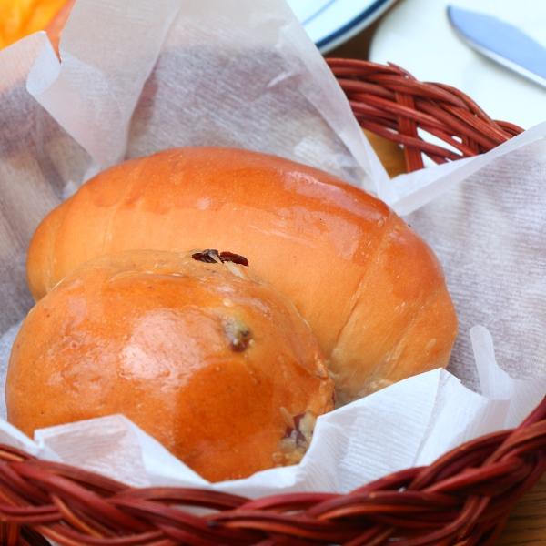 朝食パン2種