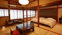 和室7.5畳+ベッドルーム