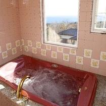 2Fラベンダーのジャグジー風呂