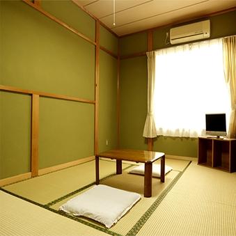 和室6畳◆旅の拠点や気軽なお二人旅に♪