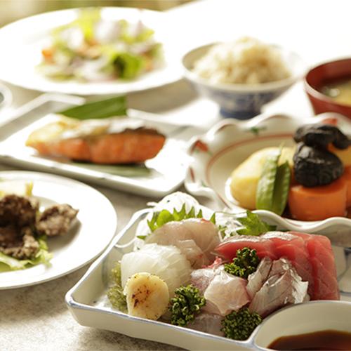 【食事】季節のお料理一例 基本のお料理