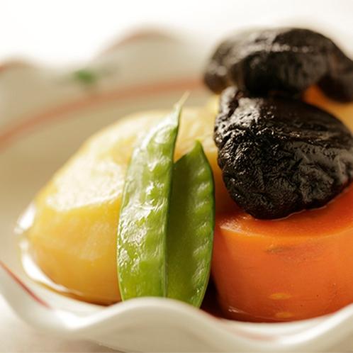 【食事】季節のお料理一例