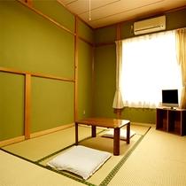 【客室】6畳和室