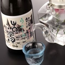 吟醸純米酒(進呈)