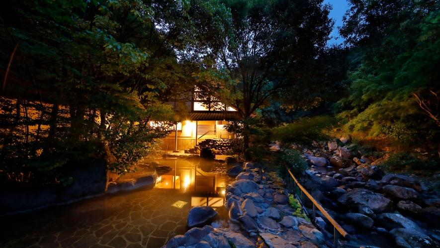 【椎葉山荘:しいばの湯】イメージ01