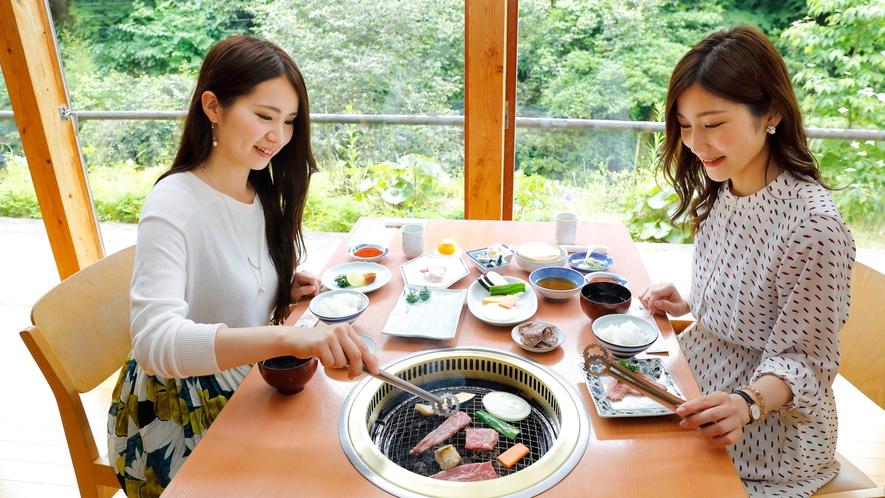 【焼肉食べ放題:山法師】イメージ03