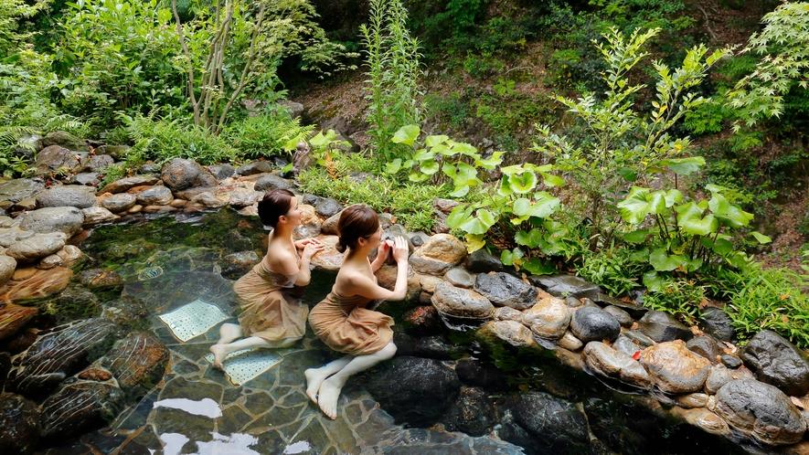 【椎葉山荘:山の湯】イメージ04