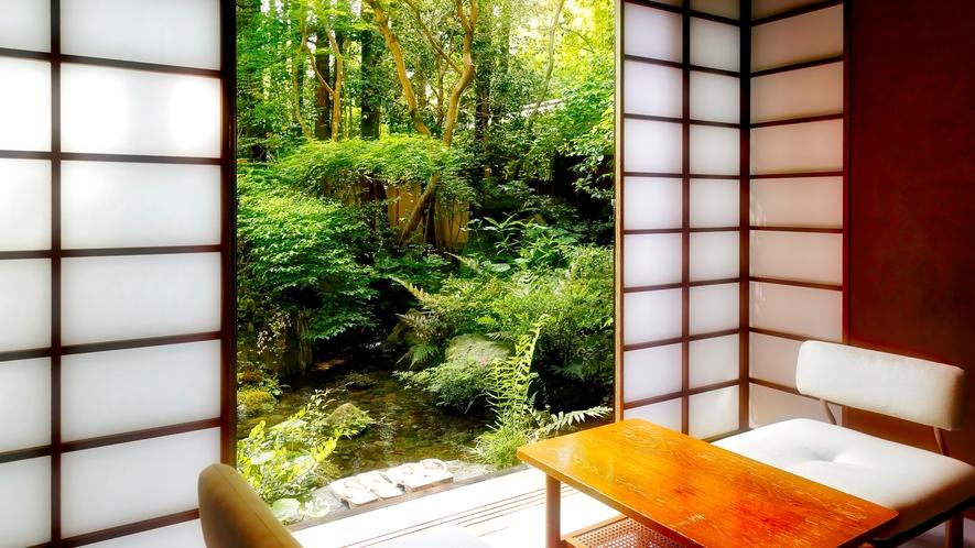 【庭園側和室】イメージ02