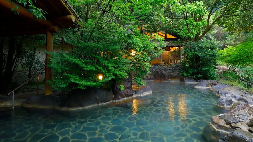 【椎葉山荘:しいばの湯】イメージ02