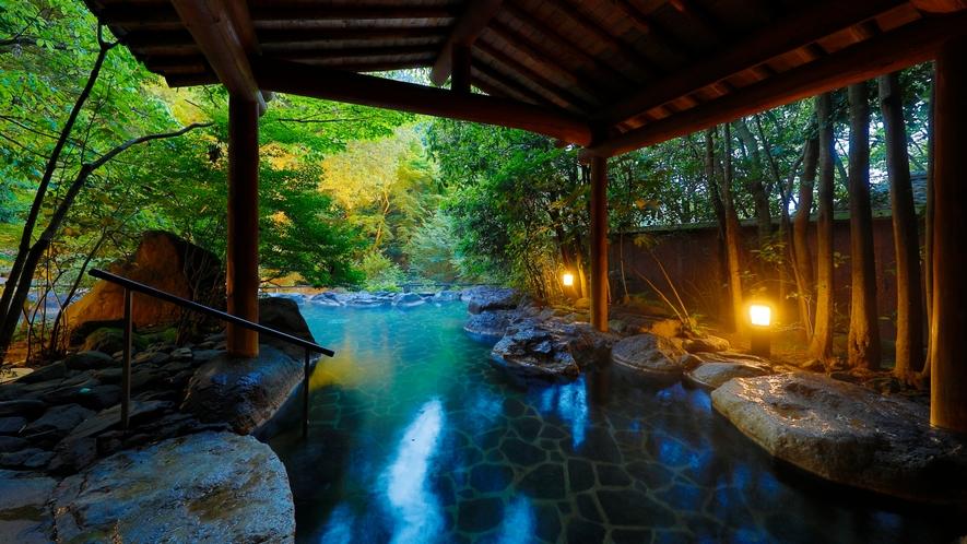 【椎葉山荘:しいばの湯】イメージ04