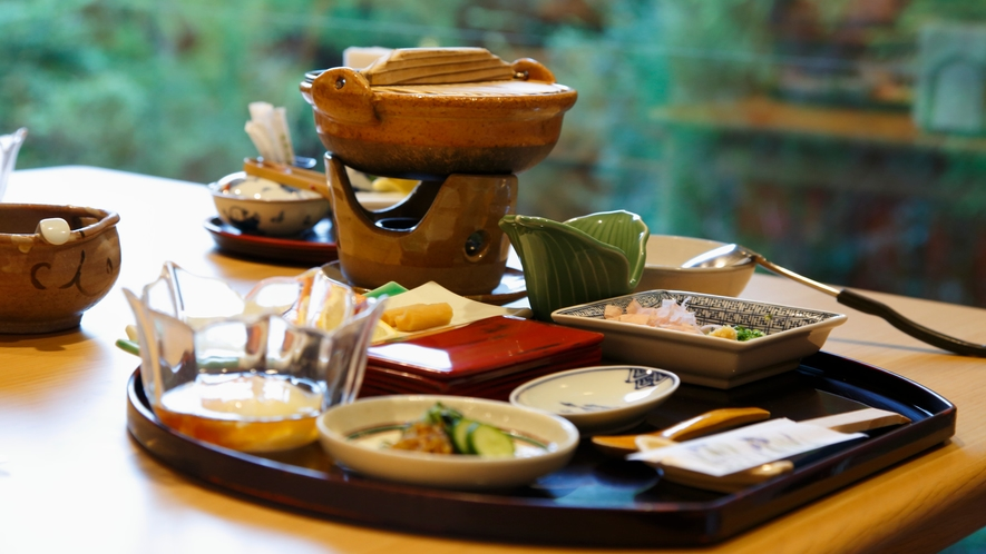 【朝食:一例】イメージ01