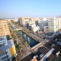 屋上からの景色 view from roof1
