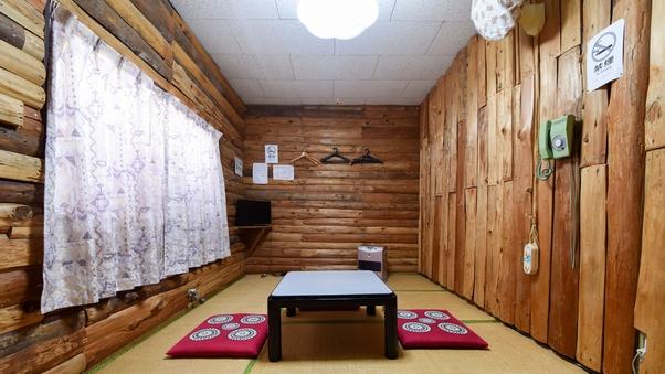 畳のお部屋でくつろぐ♪和室