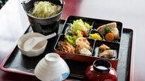 *夕食一例/お米が合う、和食をご用意。