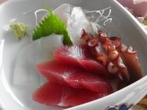お刺身(河丁定食)
