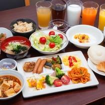 【朝食】朝食一例(3)
