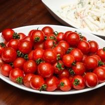 【朝食】プチトマト