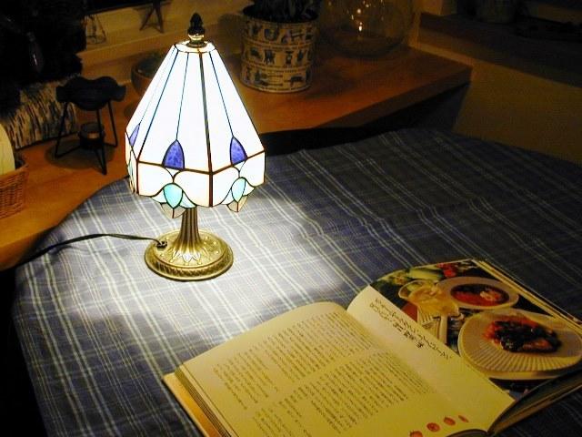 ランプを灯してゆったりと