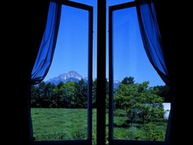 全室から八ヶ岳をのぞむことができます