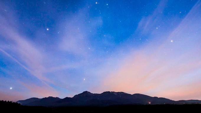 【素泊プラン】歓迎の宿♪♪さわやかな高原の空気と八ヶ岳、南アルプスの山並みをお楽しみ下さい☆彡