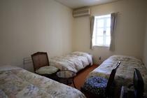 トリプル・3人部屋