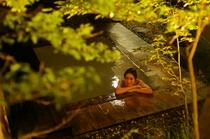 風情ある露天風呂2