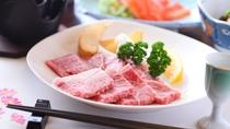 A5ランク信州牛の鉄板焼き【専用プラン、もしくはオプションでご賞味いただけます】
