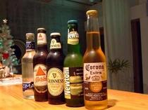 ディナー(輸入ビール)