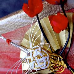【新年の雅】温泉+お食事(お正月の花紋御膳)+お休み処(広間)でご休憩♪