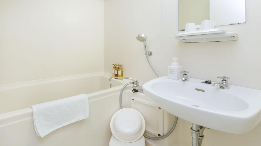 スーペリアツインバスルーム一例