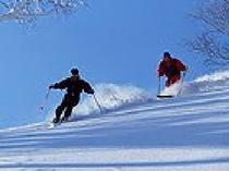スキー(冬)