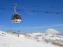ニセコアンヌプリ国際スキー場ゴンドラ運行