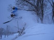 スキー(冬) ジャンプ