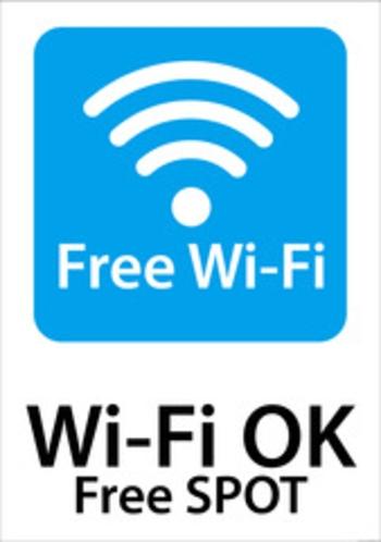 Free Wi-Fi Spot