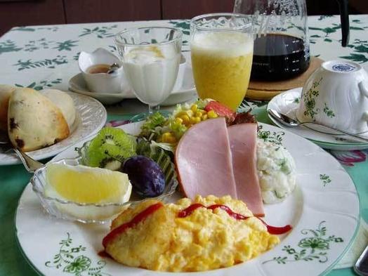 コテージ夕食・朝食付き♪ゆったりプラン(ペット不可)