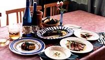 フレンチイタリアンのコース料理