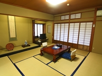 昭和の和室(D)(客室一例) 【月】