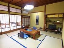 明治の和室(客室一例) 【栃】