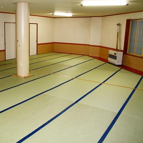 50畳の大広間