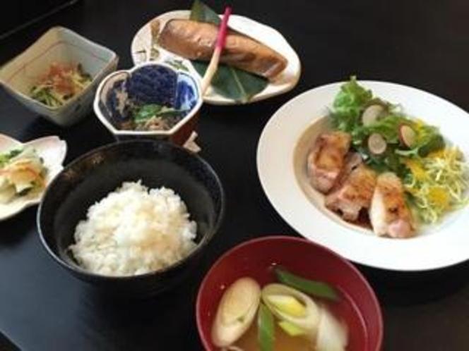 夕食【日替わり】